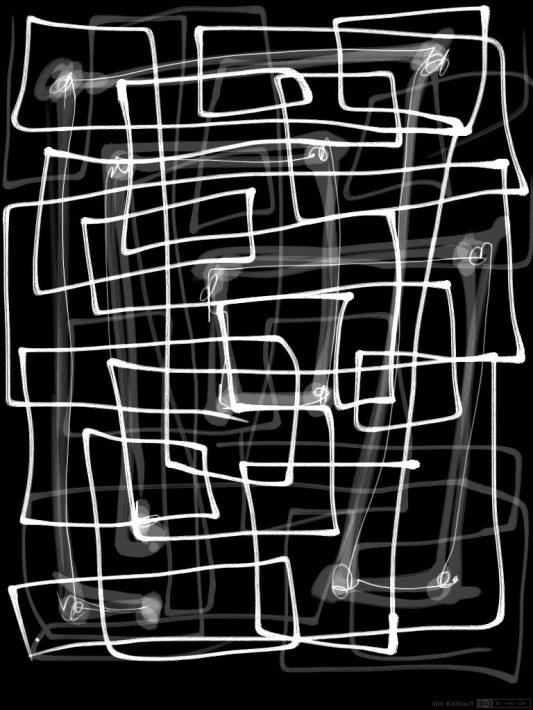 black weave sketch jk