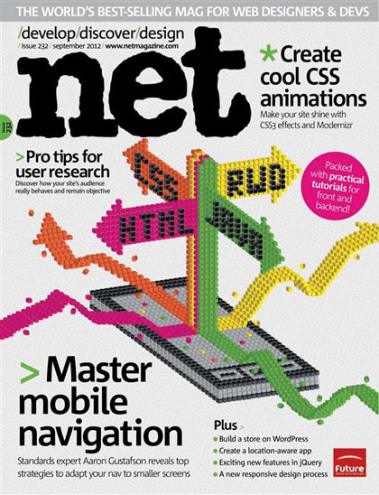 Master Mobile Navigation Dot Net